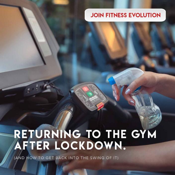 Fitness Evolution Burnley