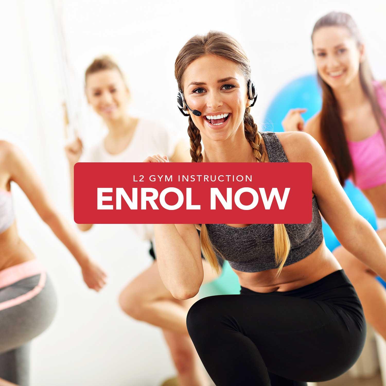 l2 instructing fitness certificate ymca evolution